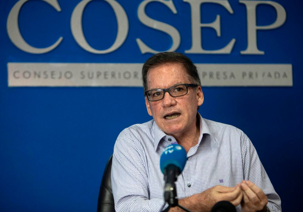 Líder opositor José Adán Aguerri detenido Nicaragua