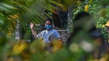 Sara Rogel sale de prisión denuncia aborto El Salvador