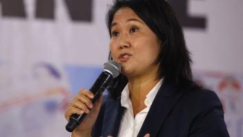 Keiko Fujimori Perú candidata presidencial