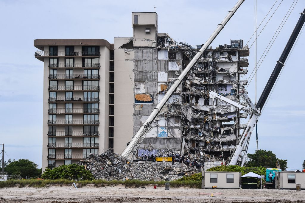 Miami Beach Building Collapse Investigation