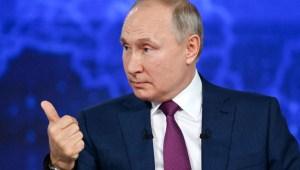 Sanciones Rusia Estados Unidos Putin
