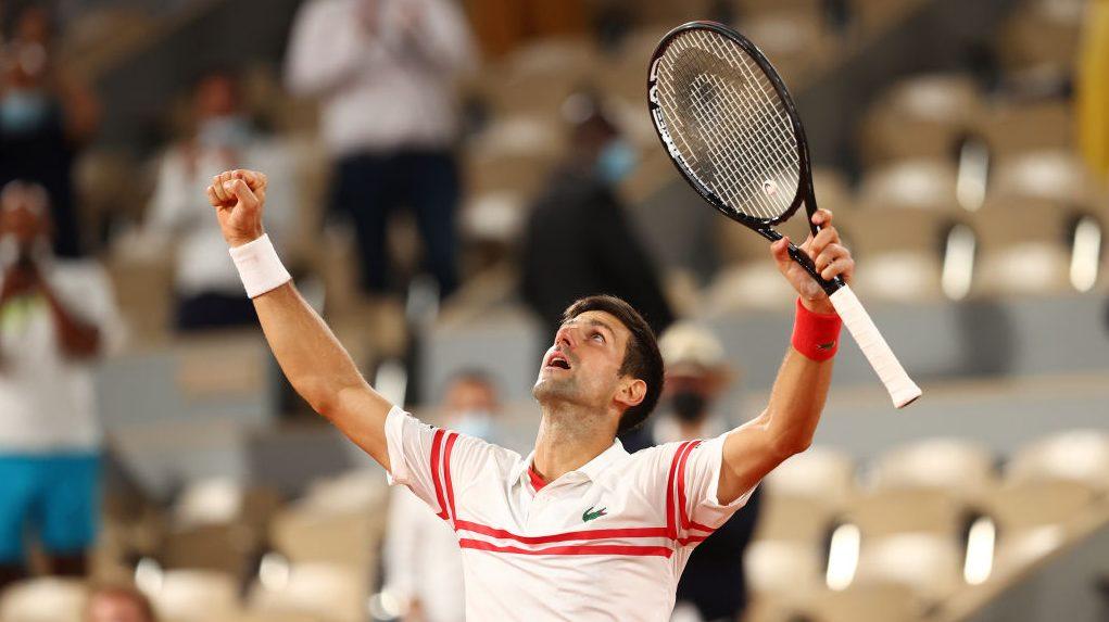 Novak Djokovic derrota a Rafael Nadal en semifinal del Abierto de Francia