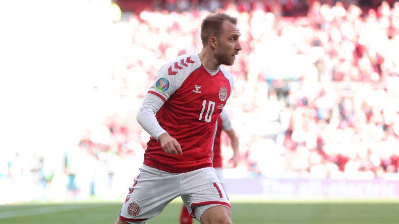 Christian Eriksen sufrió un paro cardiaco durante partido de la Eurocopa y «había muerto» antes de la reanimación, dice médico
