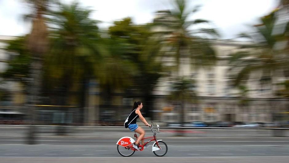 Día Mundial Bicicleta públicas