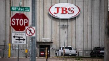 Proveedor de carne JBS