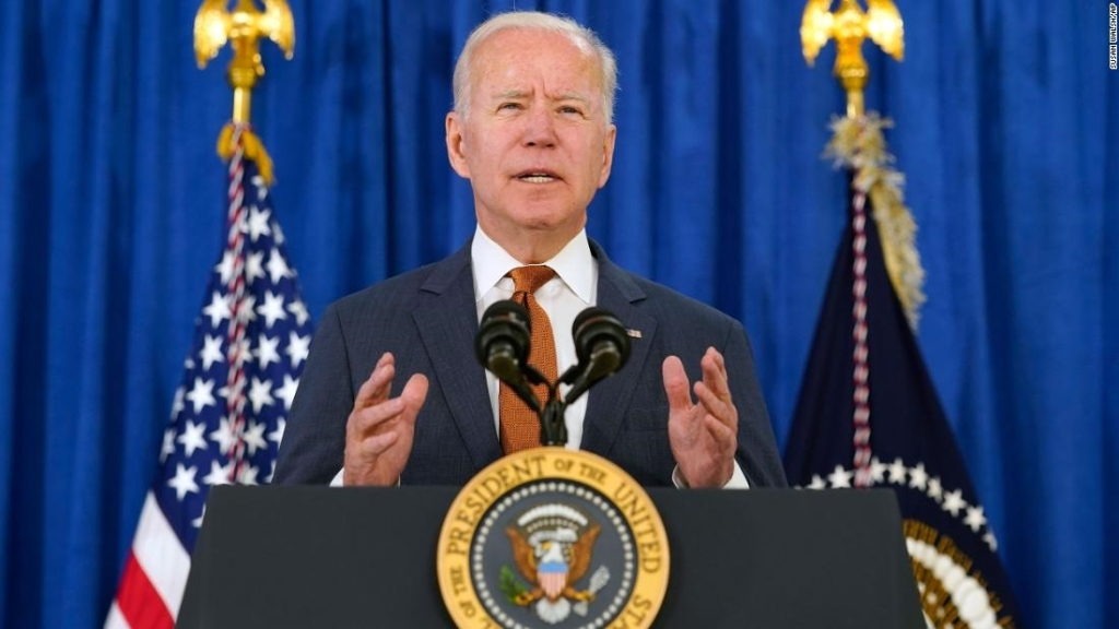 El presidente Biden debe enfrentar los ciberataques