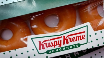 Campaña de Krispy Kreme a favor de la vacunación
