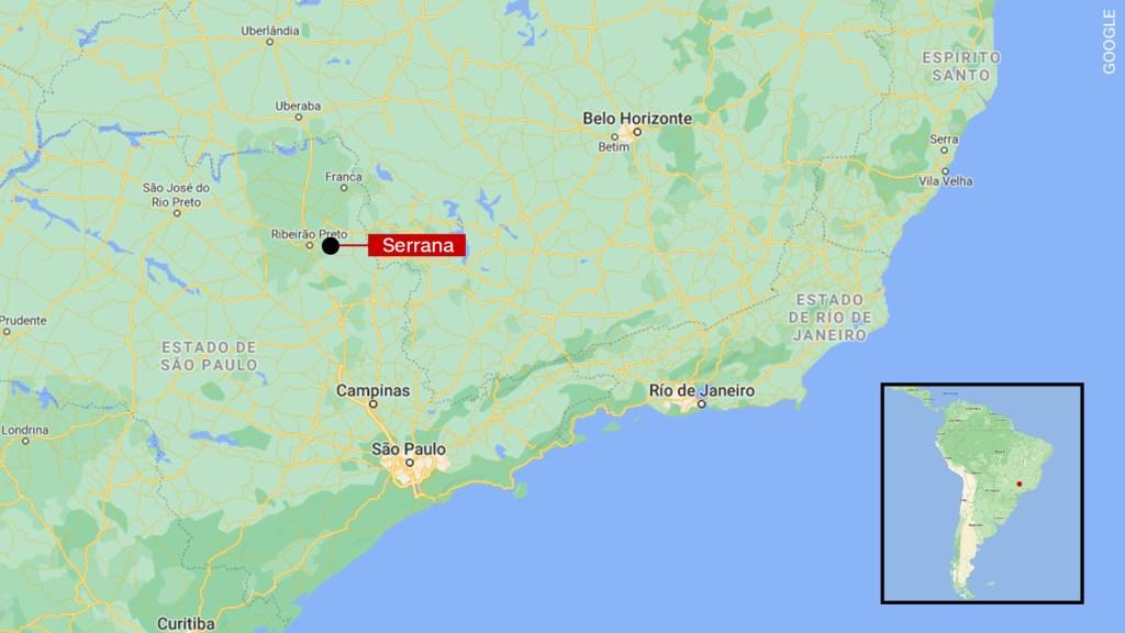 mapa serrana brasil covid vacuna