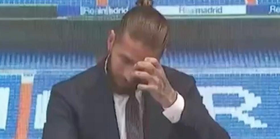 Sergio Ramos: Uno nunca está preparado para decir adiós al Real Madrid