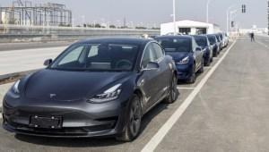 Tesla en China