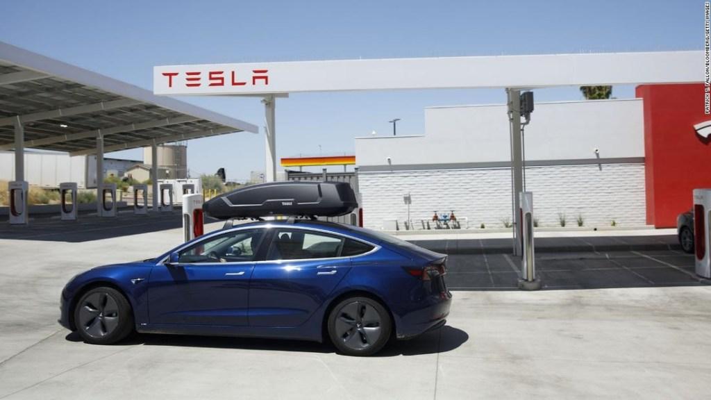 Los precios de Tesla aumentan