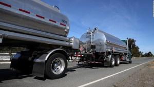 Transporte de gasolina