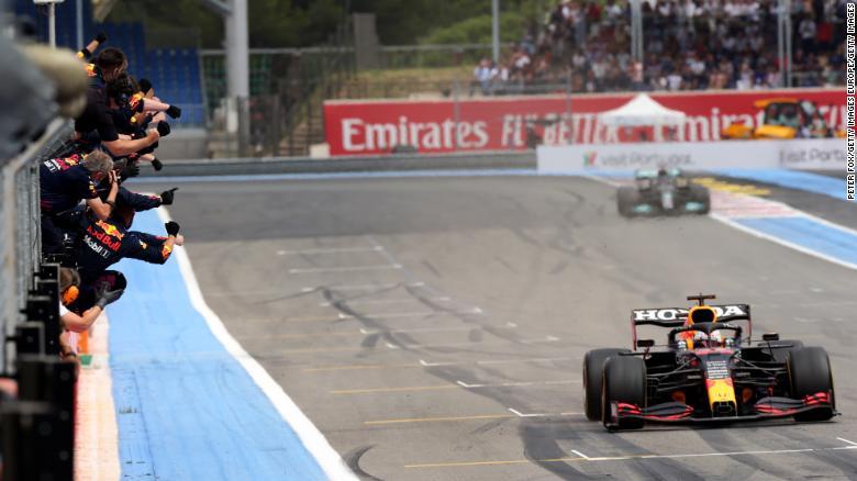 Verstappen Gran Premio de Francia