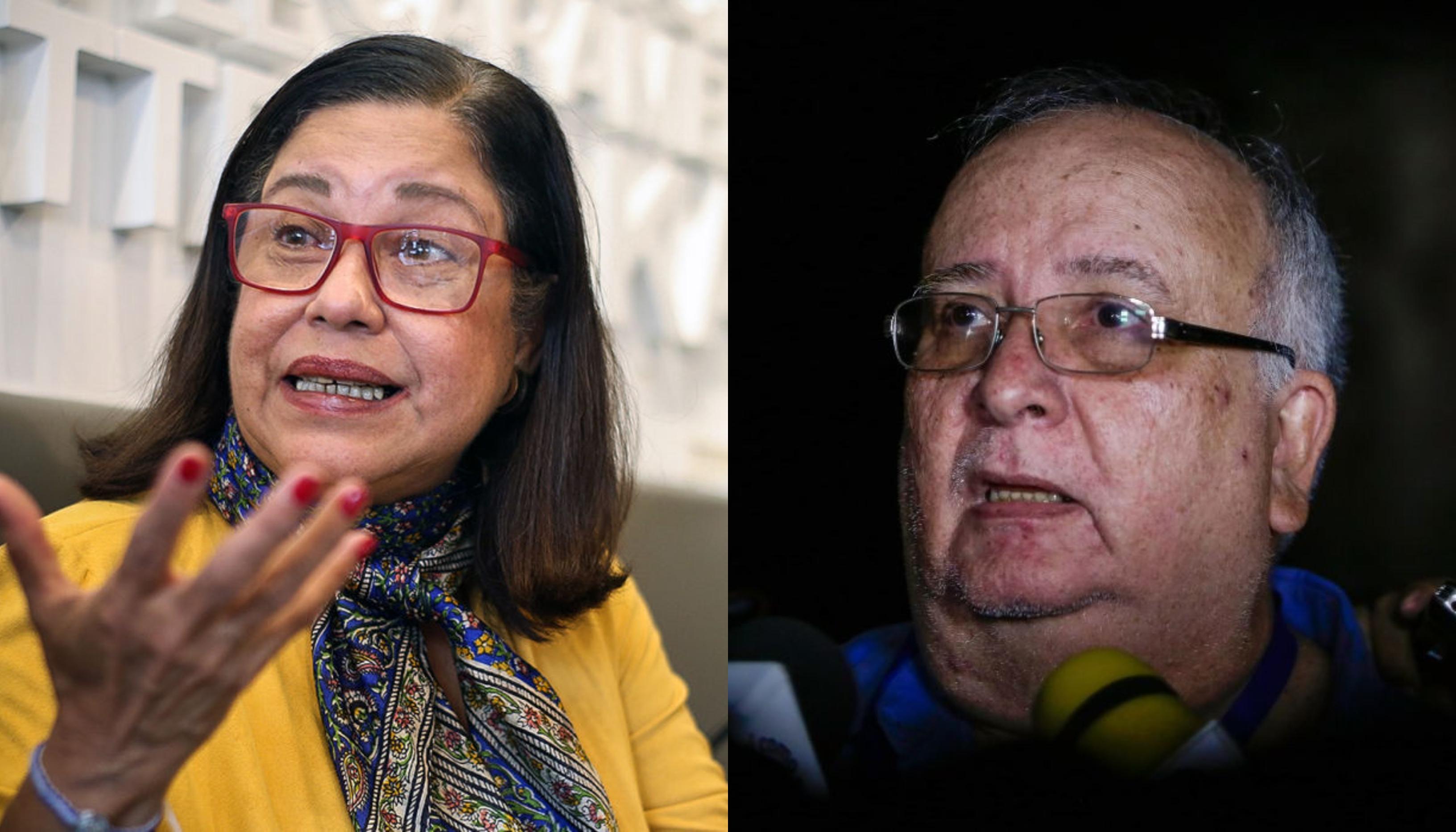En Nicaragua envían a prisión por 90 días a los dirigentes opositores Violeta Granera y José Pallais