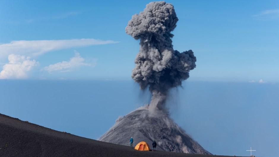 Guatemala Turismo volcanes selva