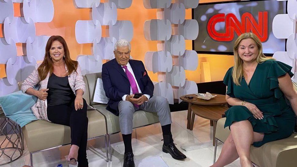 Domingo de Gigantes, CNN en Español