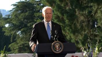 Conferencia de prensa de Biden tras cumbre con Putin