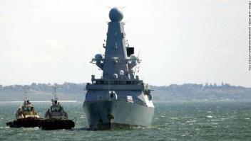 buque HMS