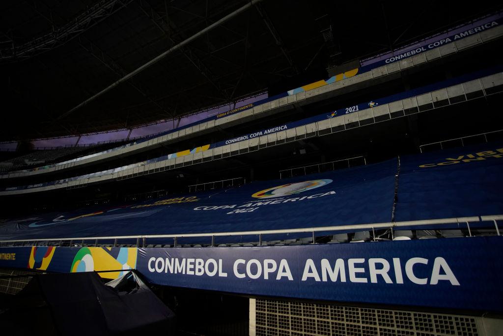 Copa América: resultados, goles y clasificación, minuto a minuto   CNN