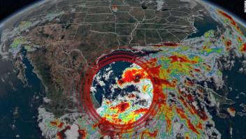Claudette tormenta sistema lluvia temporada huracanes