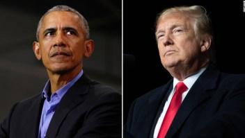 Obama Trump democracia análisis