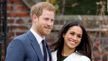 Harry y Meghan niegan el informe de que no le consultaron a la reina sobre llamar a su hija Lilibet