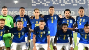 Selección Brasil Copa América