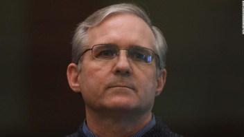 Paul Whelan encarcelado Rusia espionaje Biden