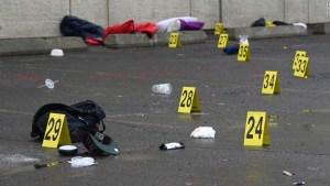 7 muertos y más de 40 heridos en 10 tiroteos masivos en Estados Unidos durante el fin de semana