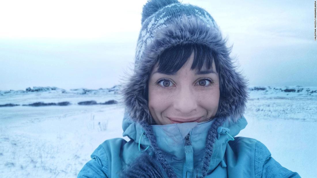 La mujer que pasó la cuarentena sola en el Ártico