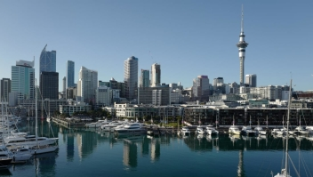 Auckland, Nueva Zelandia