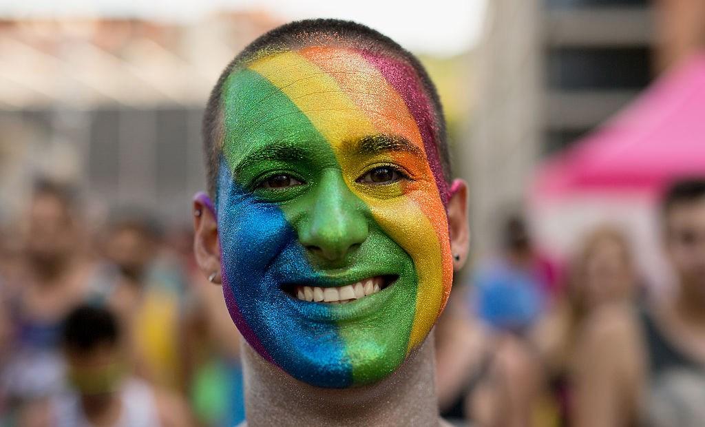 Orgullo LGBT Barcelona, España
