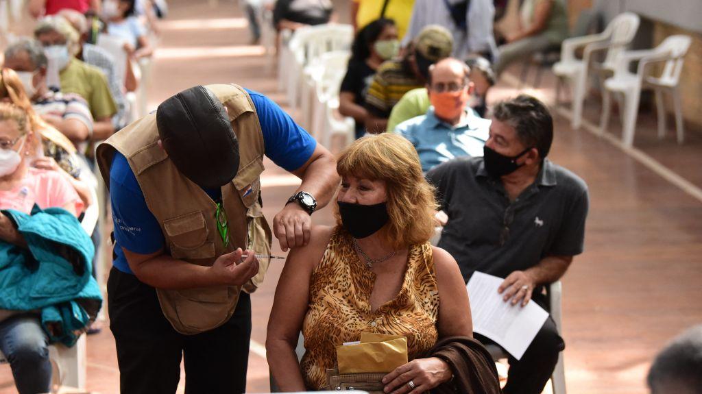 Paraguay recibirá donación de un millón de vacunas de EE.UU.