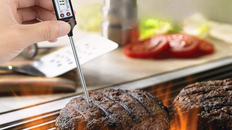 Termómetro carne