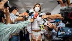 Piden inhabilitar a Cristiana Chamorro en Nicaragua