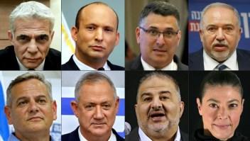 Coalición opositora en Israel forma gobierno
