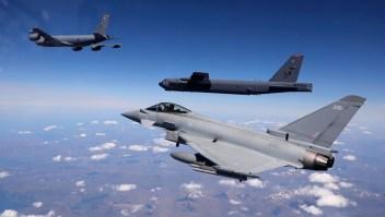 EE.UU. y la OTAN completan maniobras que muestran su poderío militar a pocos días del encuentro entre Biden y Putin