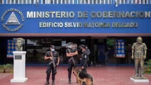 Nicaragua detención opositores