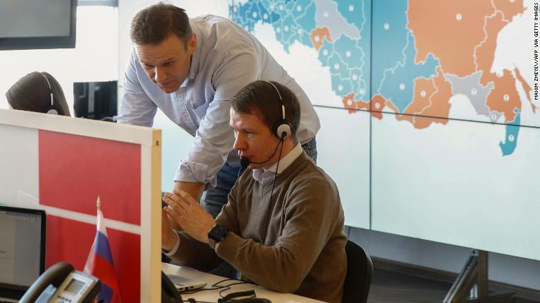 Declaran extremistas a organizaciones vinculadas a Navalny