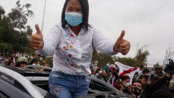 Lo que sabemos de la situación legal de Keiko Fujimori
