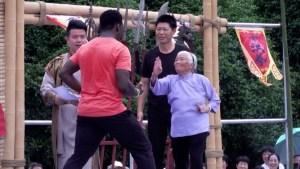 """Mira la destreza de esta """"abuela del Kung Fu"""""""