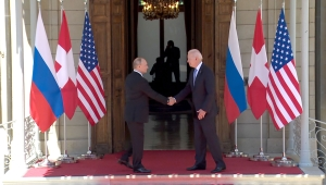 Biden y Putin inician cumbre en Ginebra