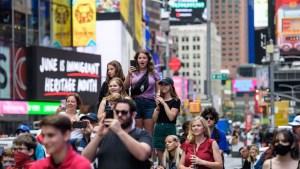 NY levanta las restricciones y regresa a la normalidad