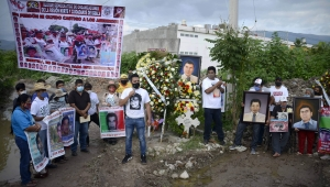 La importancia de identificar a estudiantes de Ayotzinapa
