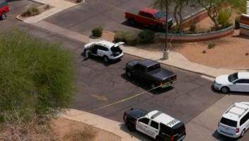 Varios tiroteos en Phoenix dejan múltiples heridos