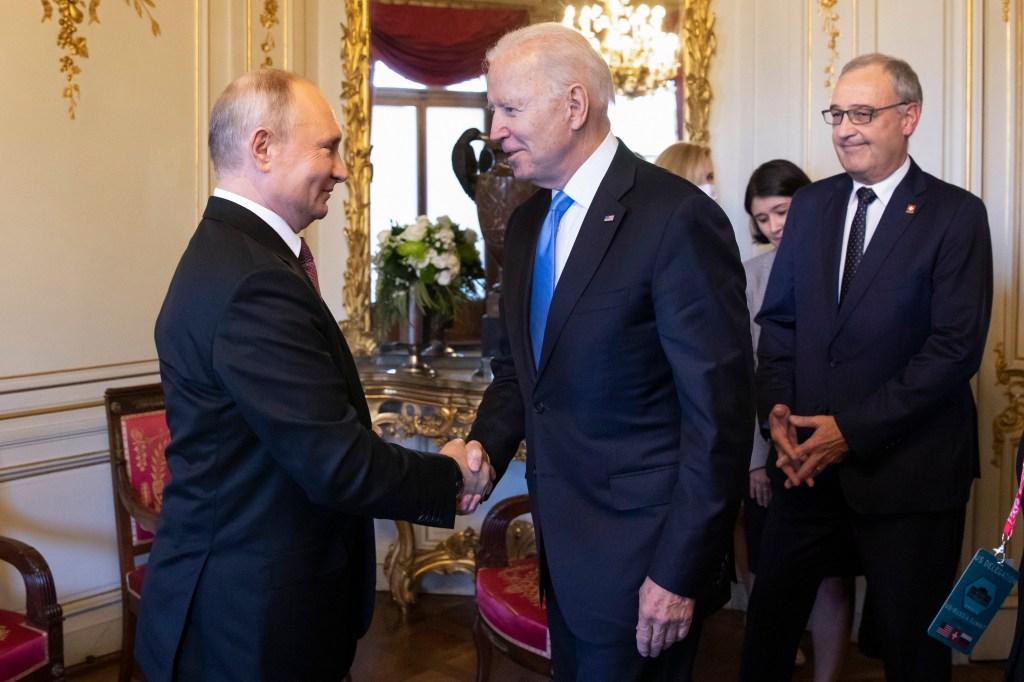 ¿Qué dejó la cumbre entre Biden y Putin en Ginebra?