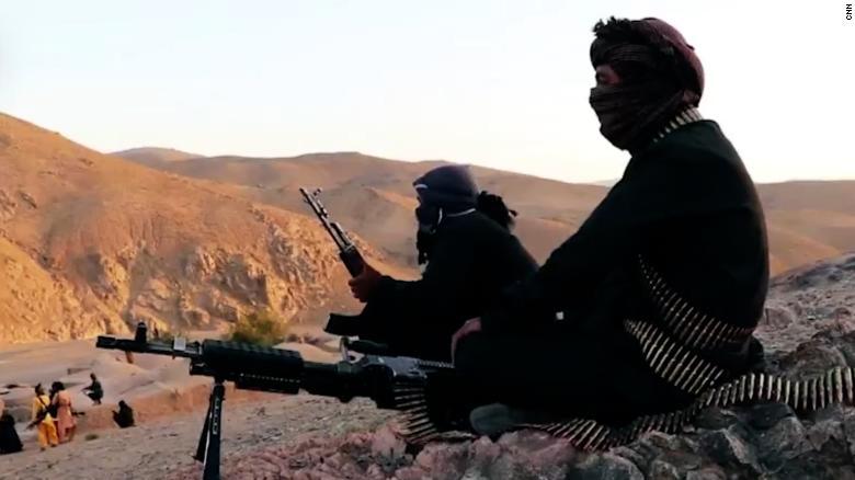 Talibanes controlan cada vez más zonas en Afganistán