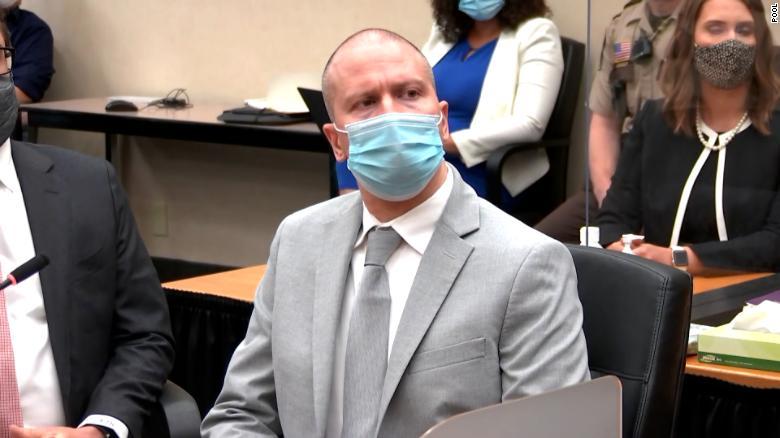 Sentencian a Derek Chauvin a más de 22 años en la cárcel