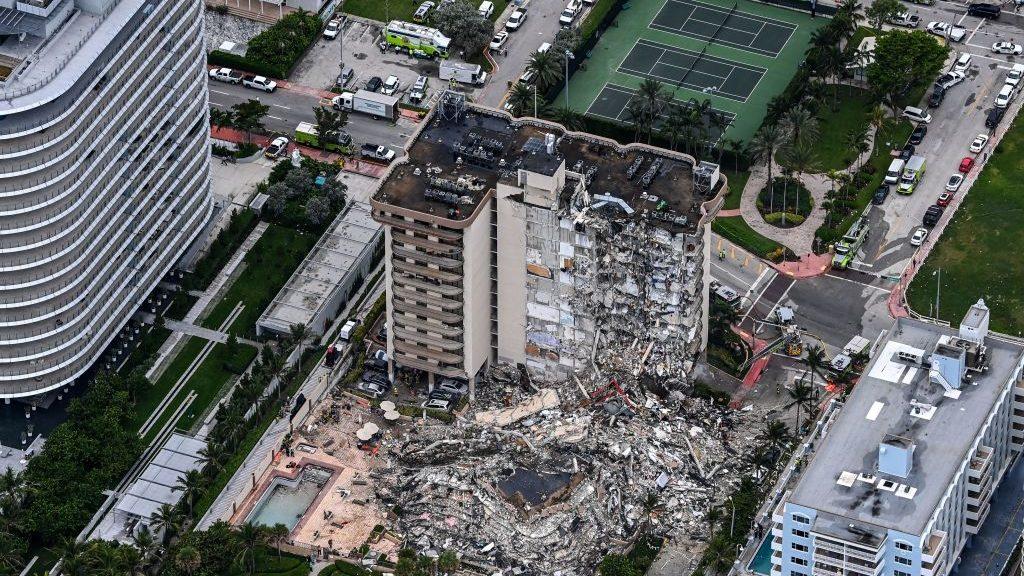 Informe de 2018 alertó fallas en edificio de Miami