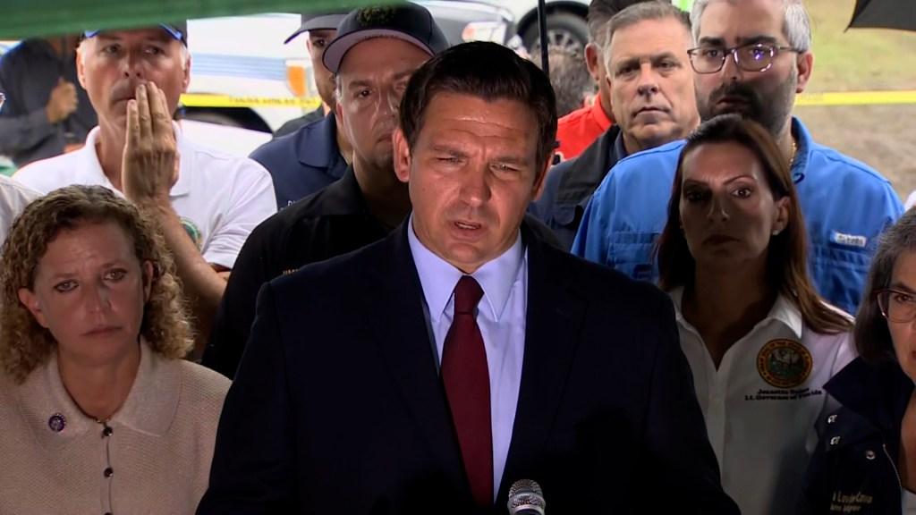 Gobernador de Florida: Necesitamos identificar qué sucedió en Surfside